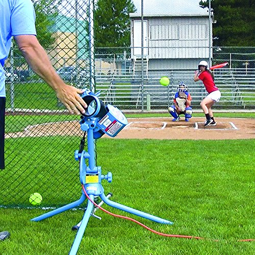 batting practice machine