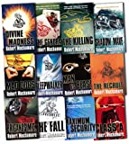 Cherub Series Collection Pack Robert Muchamore 12 Books Set RRP: £83.88 (Robert Muchamore Collection) (The Fall, Man Vs Beast, The Sleepwalker, Class A, The Killing, Maximum Security, Brigands M. C., The General, The Recruit, Mad Dogs, Divine Madness, Sh