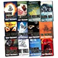 Cherub Series Collection Pack Robert Muchamore 12 Books Set RRP: �83.88 (Robert Muchamore Collection) (The Fall, Man Vs Beast, The Sleepwalker, Class A, The Killing, Maximum Security, Brigands M. C., The General, The Recruit, Mad Dogs, Divine Madness, Shadow Wave)