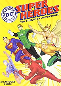 DC Super Heroes: The Filmation Adventures