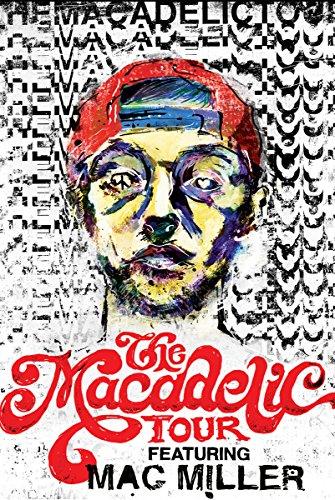 Macadelic tour hoodie