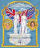 img - for Fashion Icons Princess Diana & Jacqueline Kennedy Paper Dolls & Commentary book / textbook / text book
