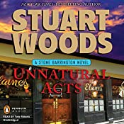 Unnatural Acts: A Stone Barrington Mystery, Book 23 | Stuart Woods