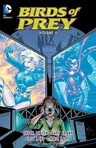 Birds of Prey Vol. 1 PDF
