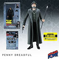 Penny Dreadful Sir Malcolm 6-Inch Figure - Convention Excl.