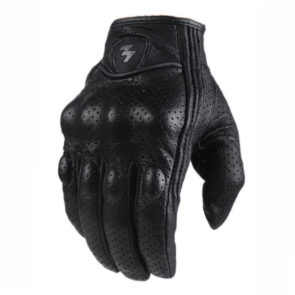 Motorcycle gloves discount - Best Reviews Of Gold Lion Waterproof Retro Pursuit Motorcycle Gloves Protective Gear Deal