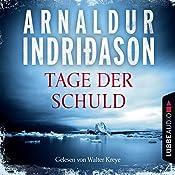Tage der Schuld | Arnaldur Indriðason