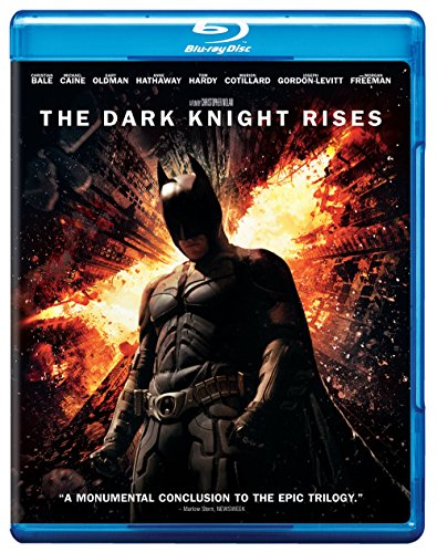 The Dark Knight Rises [Blu-ray]
