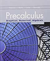 Precalculus: Graphical, Numerical, Algebraic (8th Edition) Front Cover