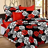 Story @ Home Black Micro Fiber and Flannel Feather Dohar/AC Quilt