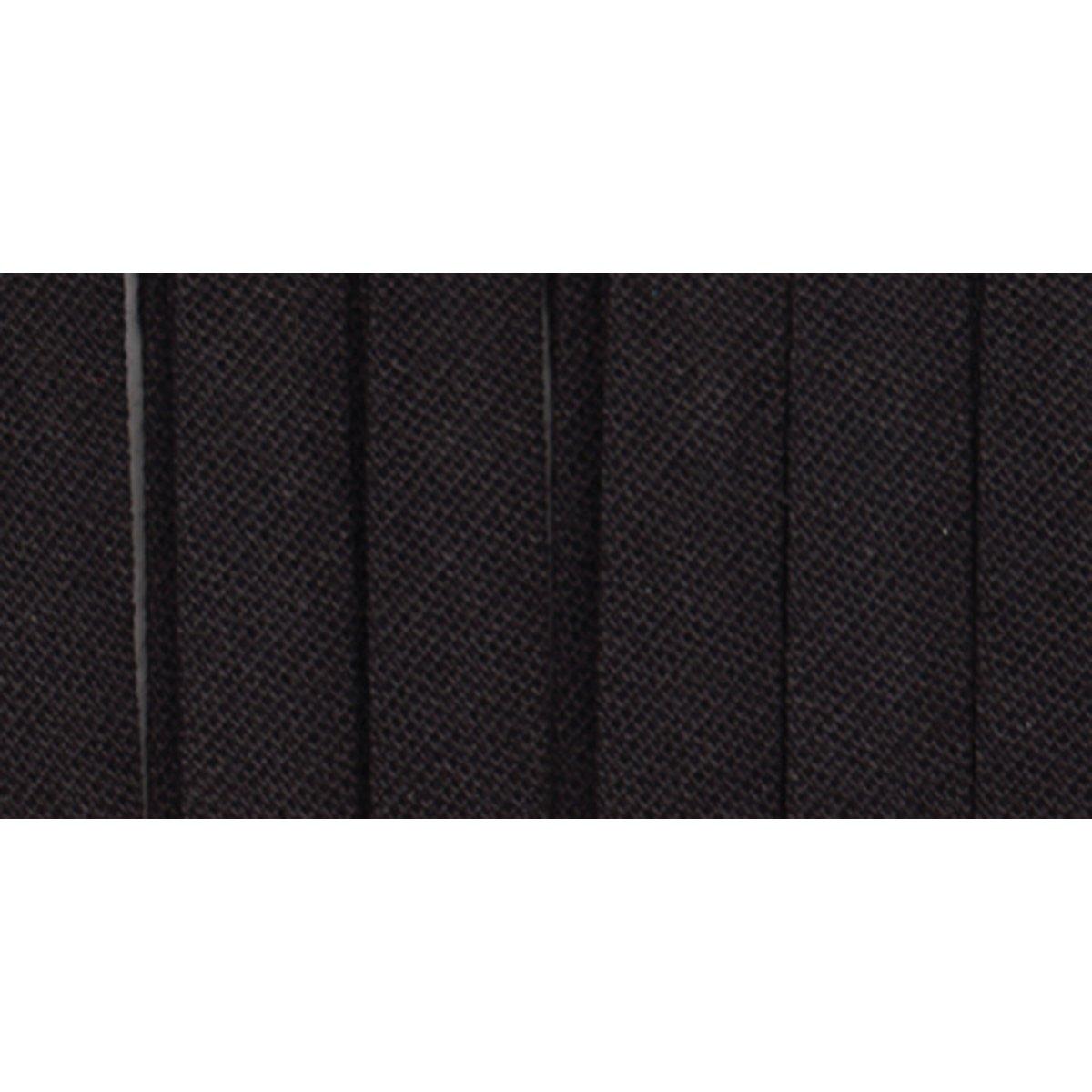 Double Fold Bias Tape 1/4 4 Yards-Black   Comentarios de clientes y más información