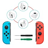Metal Lock Buckles Repair Tool Kit for Nintendo Switch NS Joy Con with Screwdrivers