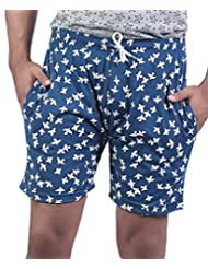 Trendy Printed Men Shorts By Bfly - B013NH8H0G