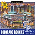 Jigsaw Puzzle - Colorado Rockies 500 Pc By Dowdle Folk Art
