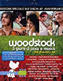 Woodstock (Director's Cut) (2 Blu-Ray)