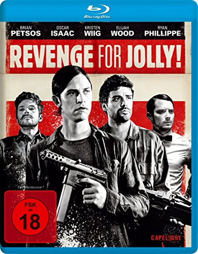 Revenge for Jolly [Blu-ray]