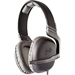 Polk Audio Striker P1 Gaming Headset For PS4 Xbox PC Wii - Black