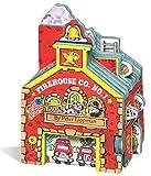 Mini House: Firehouse Co. No. 1 (Mini House Books) (1563056631) by Lippman, Peter