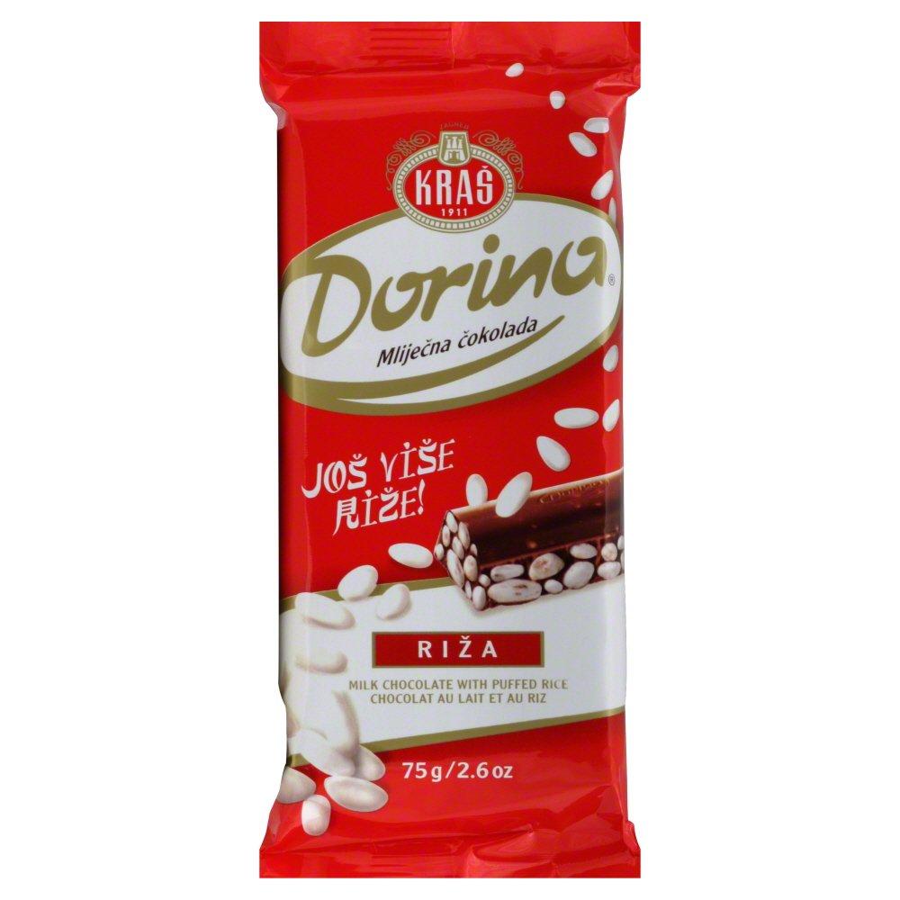 Kras Bajadera Chocolate Kras Chocolate Bar Dorina