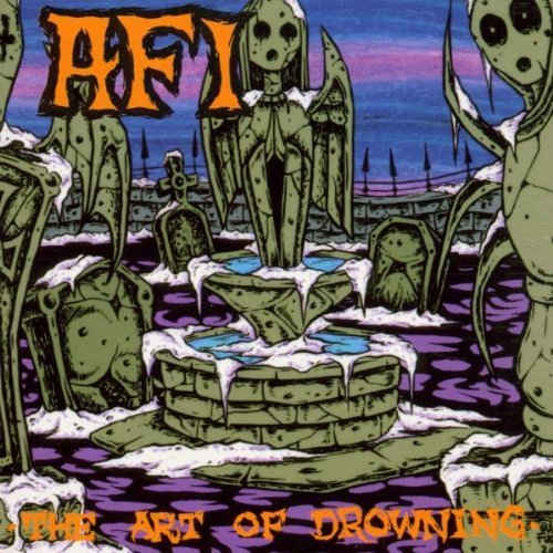 Original album cover of The Art Of Drowning by AFI (2000) Audio CD by AFI