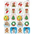 Teacher Created Resources Christmas Stickers, Multi Color (1256)