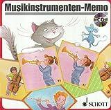 Musikinstrumentenmemo title=