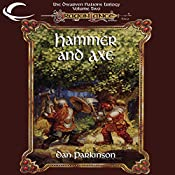 Hammer and Axe: Dragonlance: Dwarven Nations, Book 2 | Dan Parkinson