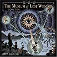 Museum of Lost Wonder 2009 Wall Calendar