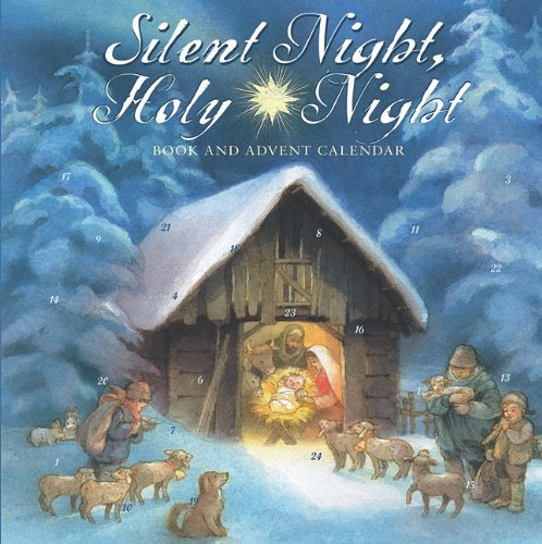 Silent Night, Holy Night Book and Advent Calendar