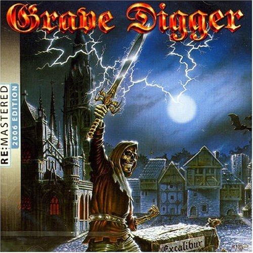 Grave Digger - Excalibur-Remastered 2006 - Zortam Music