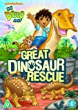 Go Diego Go!: Great Dinosaur Rescue [DVD]