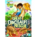 Go Diego Go!: Great Dinosaur Rescue [DVD]