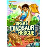 Go Diego Go!: Great Dinosaur Rescue [DVD]by Go Diego Go