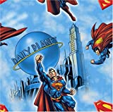 Superman Flying High Full Sheet Set