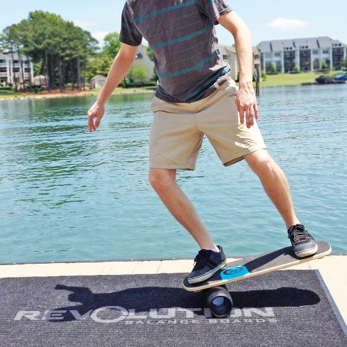 revolution 101 balance board review