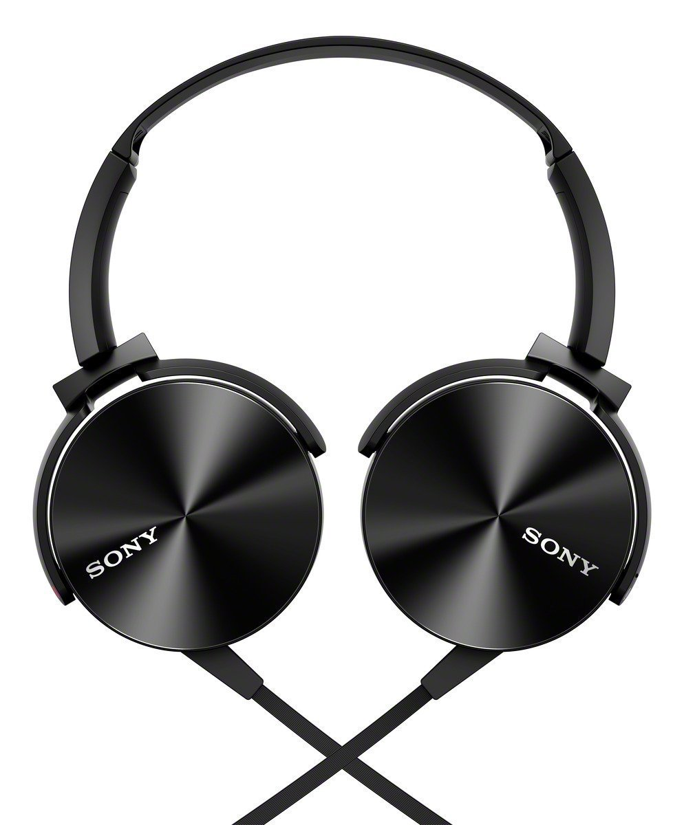 Sony MDR XB-450 Extra Bass Foldable Headphones