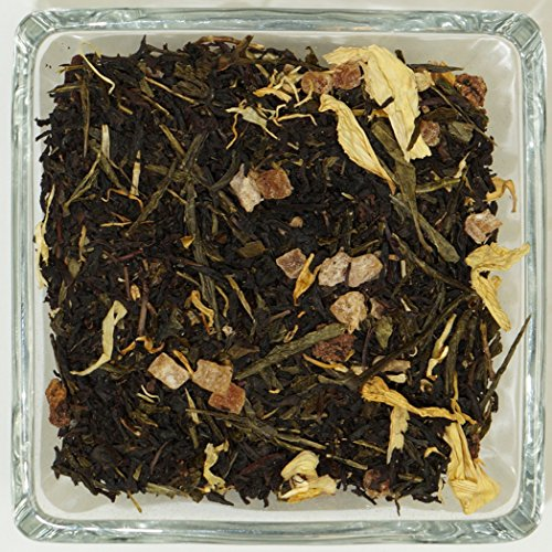 Lovetea Loose Leaf Green/Black Tea Fruit Mix - 8 Ounces