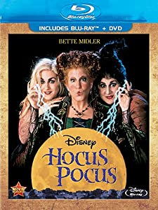 Hocus Pocus Blu-ray by Walt Disney Home Video