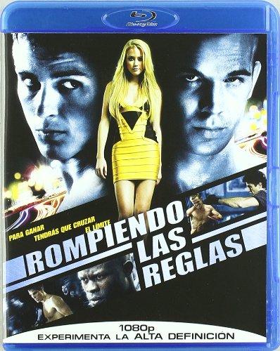 Rompiendo las reglas (Never back down) [Blu-ray]