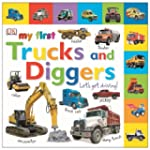 Tabbed Board Books: My First Trucks a...