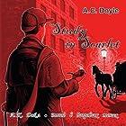 A Study in Scarlet (bilingua) Hörbuch von Arthur Conan Doyle Gesprochen von: Joseph Bagley, Kirill Petrov