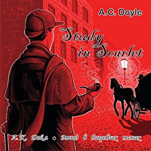 A Study in Scarlet (bilingua) | [Arthur Conan Doyle]