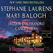It Happened One Season | [Stephanie Laurens, Mary Balogh, Jacquie D'Alessandro, Candice Hern]