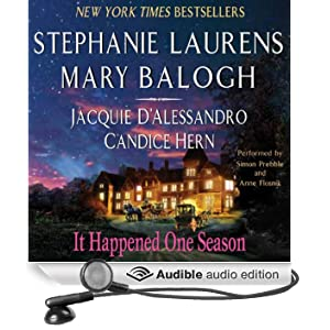 It Happened One Season (Unabridged)