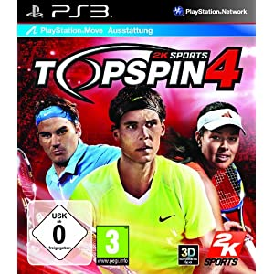 Top Spin 4 Angebot