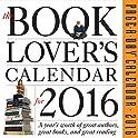 2016 Book Lovers Box Calendar