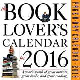 The Book Lover's Page-A-Day Calendar 2016