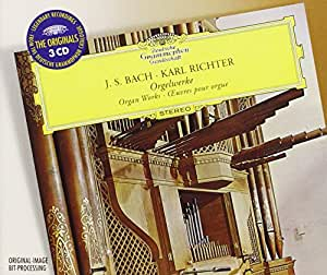 Oeuvres Pour Orgue (Orgelwerke-Organ Works)