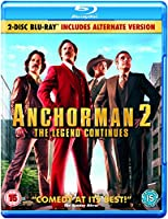 Anchorman: the Legend Continue [Blu-ray] [Import anglais]