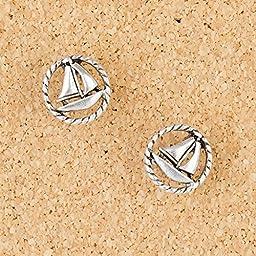 Sailboat Push Pin